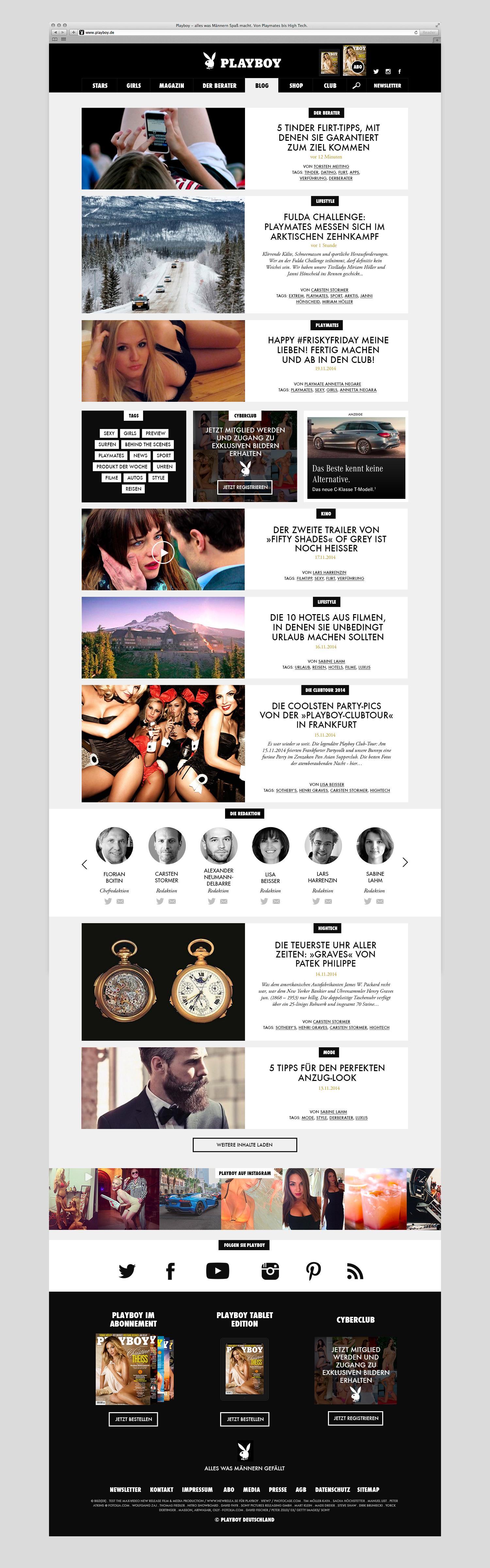 Playboy_Desktop_Blog_Portfolio