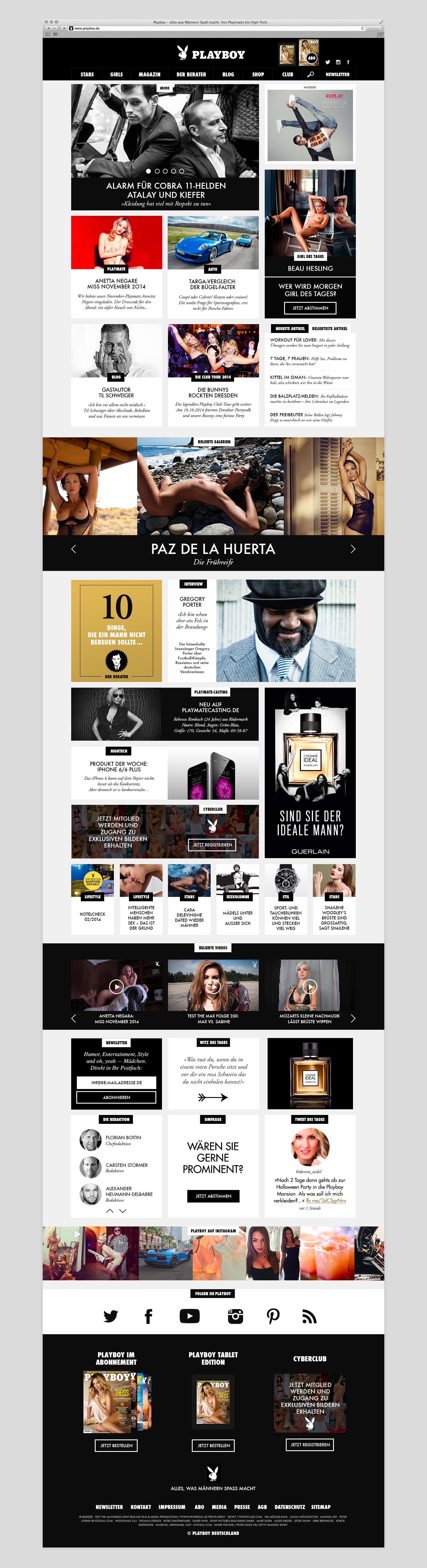 Playboy_Desktop_Start_Portfolio_Schatten